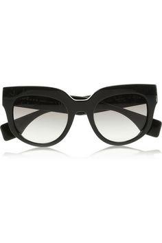 Prada Sunglasses spring 2014