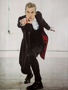 Peter Capaldi - The Sunday Times interview
