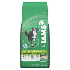 Iams ProActive Health Adult, 1-6 years, Mini Chunks Premium Dog Food 3.3 lbs ^^ New and awesome dog product awaits you, Read it now  : Dog food brands