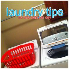 Laundry Tips from www.timelessadventures.wordpress.com