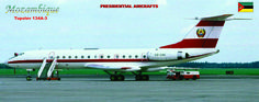 Presidential Aircraft of the Mozambique
