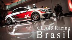 CLA 45 AMG Racing Series no Brasil: todos os detalhes e galeria de fotos exclusiva!