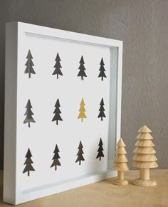 Cheery Tree DIY Wall Art | FaveCrafts.com