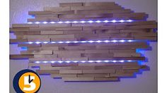 Pallet LED Lamp (Pallet Challenge) - Ep 34 - YouTube