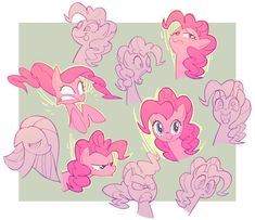 Pinkie Expression! by NP447235.deviantart.com on @deviantART
