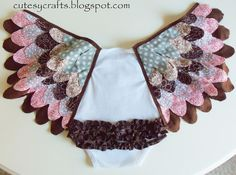 Cutesy Crafts: Baby Owl Costume Tutorial