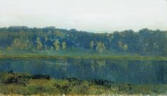Autumn Morning - Isaac Levitan