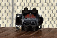 All American Trademark Audio Frequency Transformer Type R-12 by hellonikita on Etsy