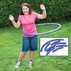 Portable Hula Hoop