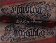татуировки иллюзии - Поиск в Google