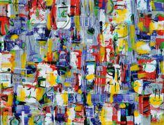 "Saatchi Art Artist: Rolando Duartes; Acrylic 2013 Painting ""Thaw"""