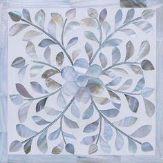 Mother of Pearl Inlay with Paneer Pigment