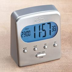 digital and timer and clock