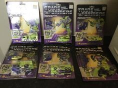 G1 #transformers constructicon's all 6 #complete #vintage,  View more on the LINK: http://www.zeppy.io/product/gb/2/201573013412/