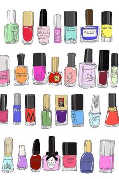 All about nails.