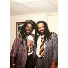 Dennis Brown & John Holt..