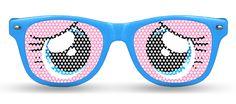 LoudLenses® Originals Retail Cute Eyes 3