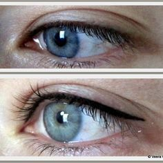 1000 images about permanent eyeliner styles on pinterest for Japanese tattoo eyeliner
