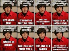Wolowitz & his COOL nerdy pick up lines...