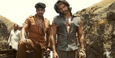 GUNDAY trailer has got some fantastic response and both Ranveer Singh and Arjun Kapoor are being appreciated for their bold portrayal. Though both exude similar level of energies, in the film their characters are quite varied. : http://sholoanabangaliana.in/blog/2014/01/24/gunday-ranveer-singh-and-arjun-kapoors-role-reversal/#ixzz2rJsSipED