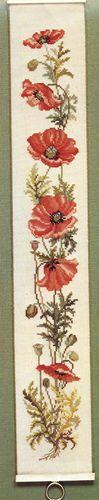 Eva Rosenstand Bellpull Poppies 13 226 | eBay