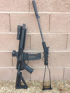 Chiappa Little Badger Backpacking rifle Modification ...