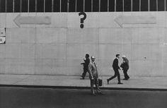 [Lee Friedlander. New York City. 1962. The Museum of Modern Art, New York. © 2015 Lee Friedlander]