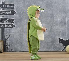 Toddler Crocodile Costume | Pottery Barn Kids
