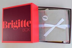 Ladylike - but never old-fashioned: Ausgepackt: Die Brigitte Box Nr. 2 / 2017 - Review