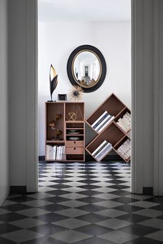 Shelving systems   Storage-Shelving   W54 Dadà   Cassina. Check it out on Architonic