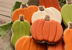 The Great Pumpkin Cookie Makeover