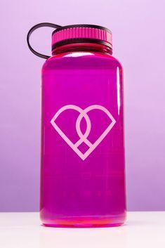 21oz wb/_178930/_1 3dRose Purple Tulips Vintage Floral-Sports Water Bottle Multicolored