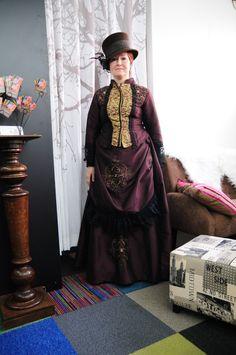 kostuum door Tante Anjs