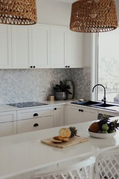 Hamptons Kitchen reveal! | A House Full of Sunshine