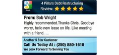 Highly recommended.Thanks Chris. Goodbye worry, hello new lease on life. Like meeting with...