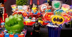 festa super herois - Pesquisa Google