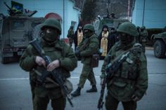 Kremlin Deploys Military in Ukraine, Prompting Protest by U.S. - NYTimes.com