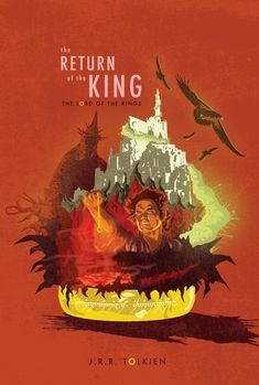 The Return of the King by Phil at http://pastasoup.tumblr.com/