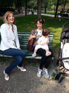 Un pò di risate al parco