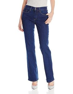 NYDJ Women's Five-Pocket Bootcut Jean