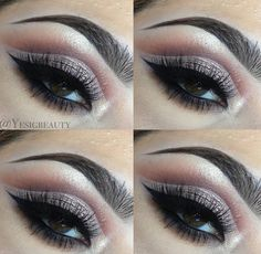 When we cut our crease we feel like a whole new person. It's such a sultry way to amp up your look. @yesigbeauty 35T Taupe Palette,🎨 Pick up this dream assortment of shadows on www.morphebrushes.com #morphebrushes #teammorphe #morphebabe