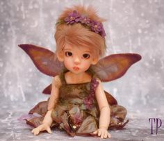 OOAK Handmade Outfit for MSD BJD by Tracy P.