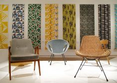 """'we want to be modern"" gorgeous polish exhibition at the National Museum of Warsaw #furniture #museum"