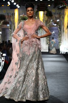 Shantanu & Nikhil Couture Collection at India Bridal Fashion Week 2012