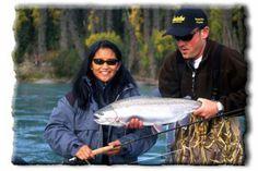 http://www.alaskafishing-lodge.com/  Alaska Lodging and Fishing, Kenai River