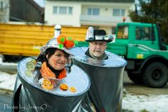 Cans can | Fasching in Lupburg  by Jen.Ostrander