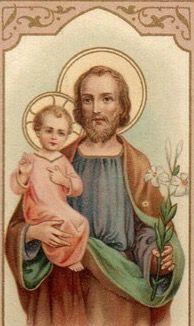 Queridos JESÚS Y JOSÉ, junto a MARÍA, ayúdennos a llegar a la VIDA ETERNA