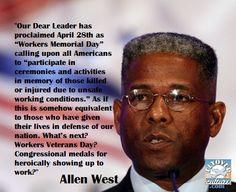 Allen West - Love this man!