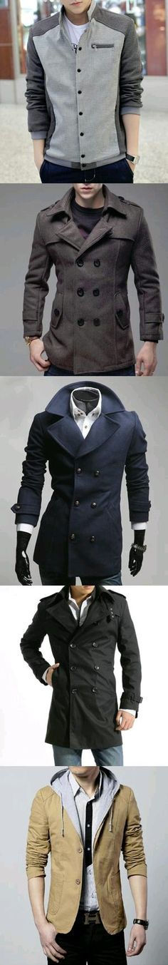 Fashion coats to try.