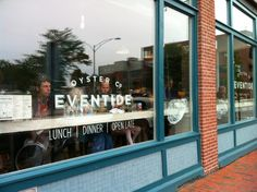 Eventide Oyster Co. in Portland, ME